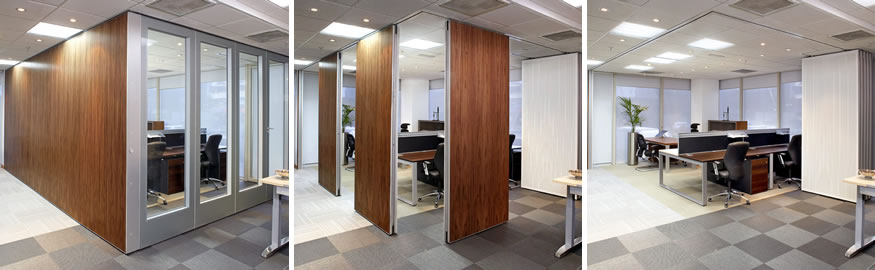Movable Walls & Sliding Partitions