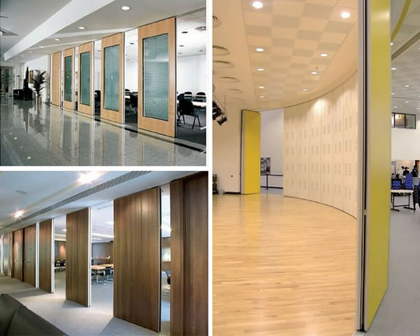 Flexible Wall Systems Installation Service