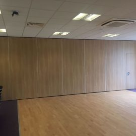 Whitton Lodge Movable Walls In Birmingham