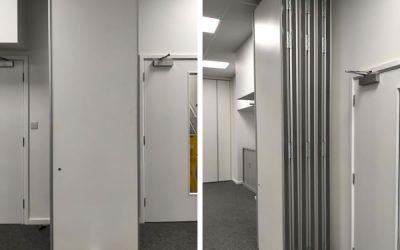 Folding Wall Refurbishment – Banbury