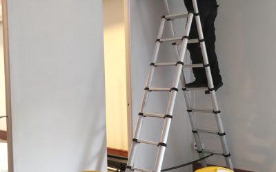 Movable Wall Repair – Cheltenham